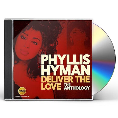 Phyllis Hyman DELIVER THE LOVE: THE ANTHOLOGY CD