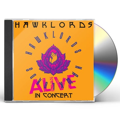 HAWKLORDS ALIVE CD