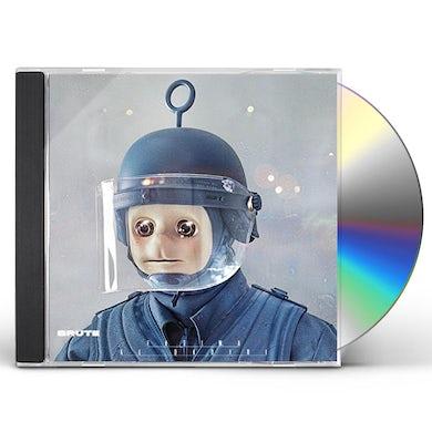 Fatima Al Qadiri BRUTE CD
