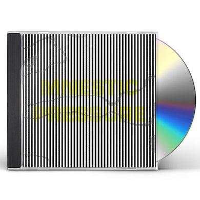 Lee Gamble MNESTIC PRESSURE CD