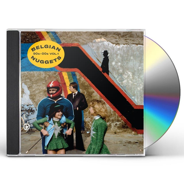 Belgian Nuggets 1 / Various CD