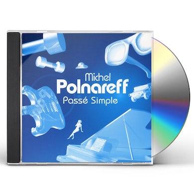 Michel Polnareff PASSE SIMPLE CD
