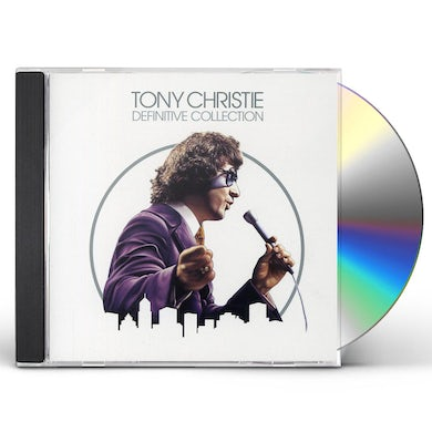 Tony Christie DEFINITIVE COLLECTION CD