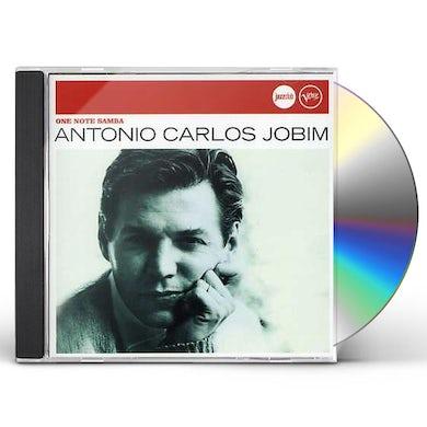 Antonio Carlos Jobim ONE NOTE SAMBA CD