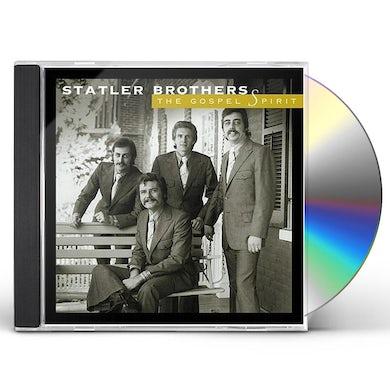 Statler Brothers GOSPEL SPIRIT CD