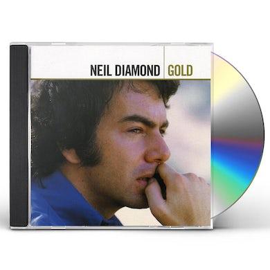 Neil Diamond GOLD CD