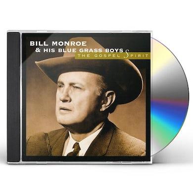 Bill Monroe GOSPEL SPIRIT CD