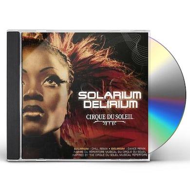LE BEST OF CIRQUE DU SOLEIL CD