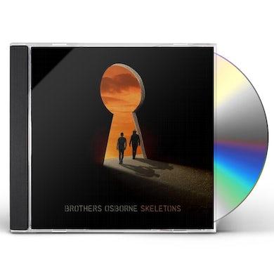 Skeletons CD
