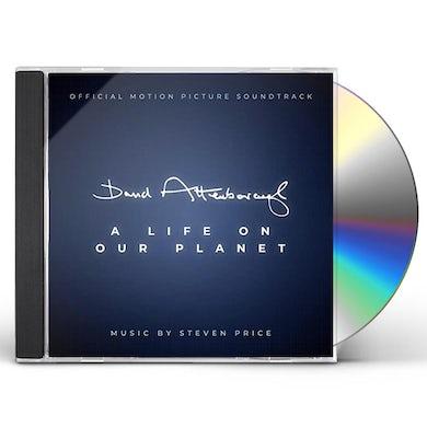 Steven Price DAVID ATTENBOROUGH: A LIFE ON OUR PLANET / Original Soundtrack CD