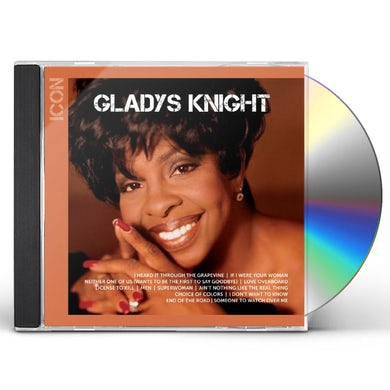 Gladys Knight & The Pips ICON CD