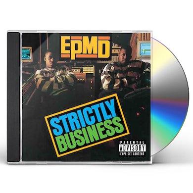 Epmd STRICTLY BUSINESS CD