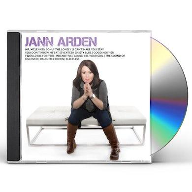 Jann Arden ICON CD