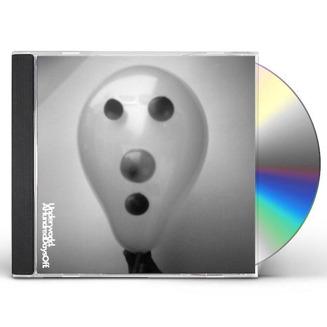 Underworld HUNDRED DAYS OFF CD