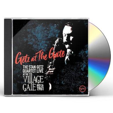 STAN GETZ - GETZ AT THE GATE (2 CD) CD