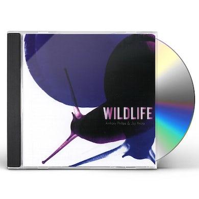 Anthony Phillips WILDLIFE CD