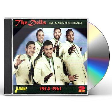 Dells TIME MAKE YOU CHANGE CD