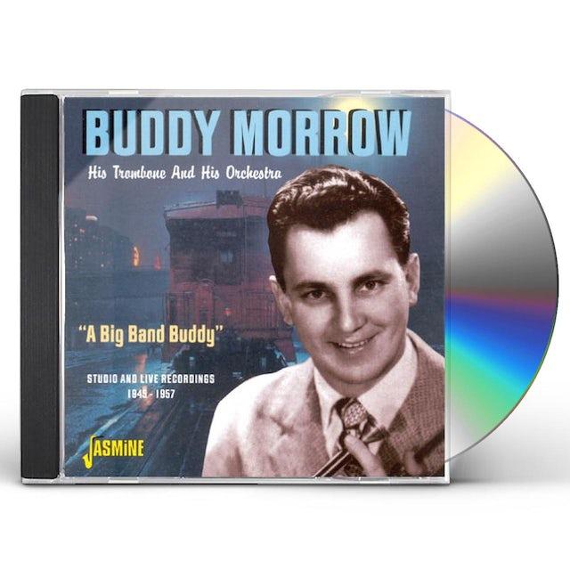 Buddy Morrow BIG BAND BUDDY: STUDIO & LIVE 1945-57 CD