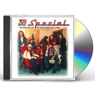 38 Special VERY BEST OF THE A&M YEARS 1977-1988 CD