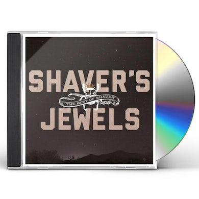 SHAVER'S JEWELS (BEST OF SHAVER) CD