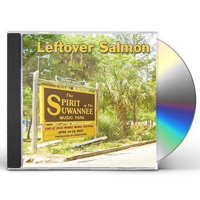Leftover Salmon LIVE AT WANEE 2015 CD