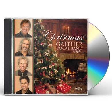 CHRISTMAS GAITHER VOCAL BAND STYLE CD