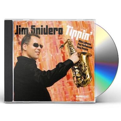 Jim Snidero TIPPIN CD