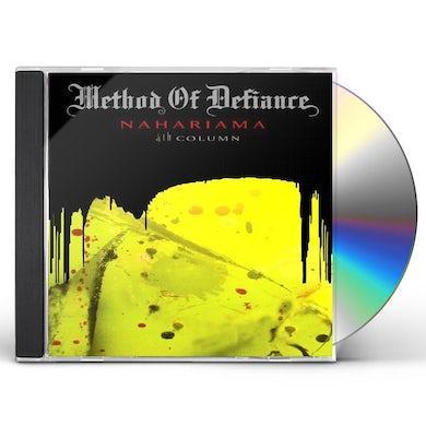 Method Of Defiance NAHARIAMA 4TH COLUMN CD