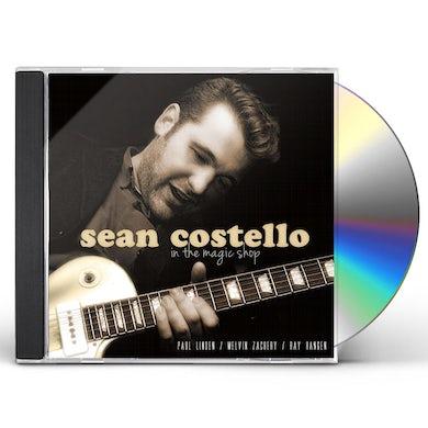 Sean Costello IN THE MAGIC SHOP CD