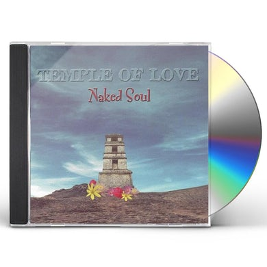 Naked Soul TEMPLE OF LOVE CD