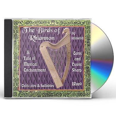 Idlewild BIRDS OF RHIANNON CD
