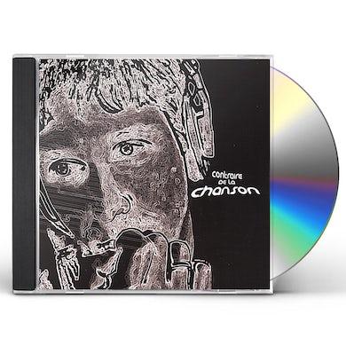 Marco Minnemann CONTRAIRE DE LA CHANSON CD