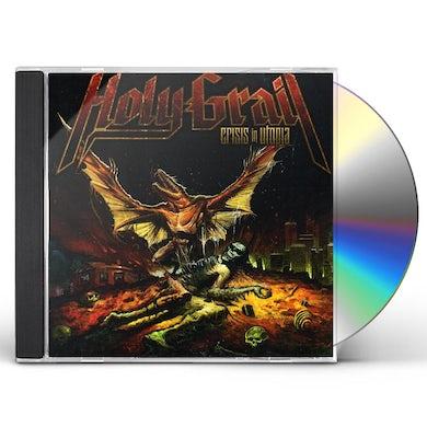 Holy Grail CRISIS IN UTOPIA CD
