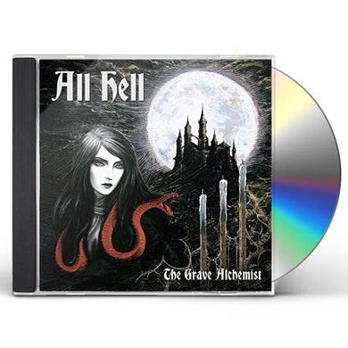ALL HELL GRAVE ALCHEMIST CD