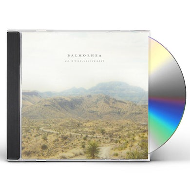 Balmorhea ALL IS WILD ALL IS SILENT CD