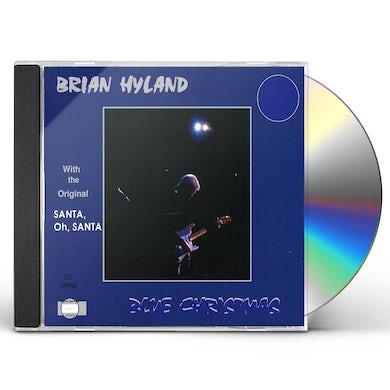 Brian Hyland BLUE CHRISTMAS CD