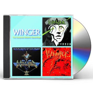 Winger COMPLETE ATLANTIC RECORDINGS (2CD) CD
