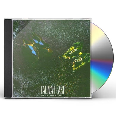 Fauna Flash WORX-THE REMIXES CD