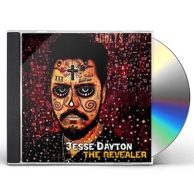 Jesse Dayton THE REVEALER CD