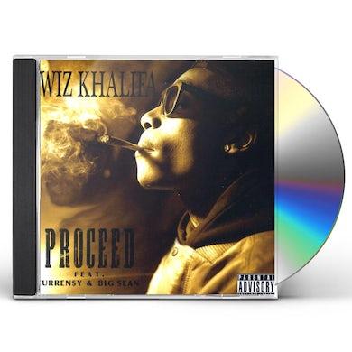 Wiz Khalifa PROCEED CD