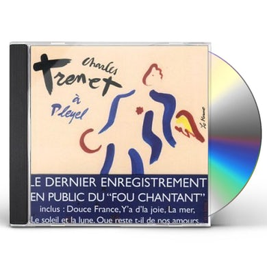 Charles Trenet PLEYEL 1999 CD