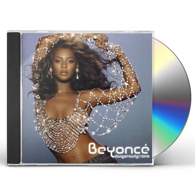Beyonce DANGEROUSLY IN LOVE CD