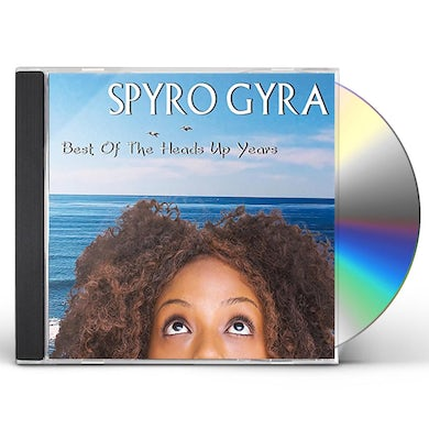 Spyro Gyra BEST OF THE HEADS UP YEARS CD