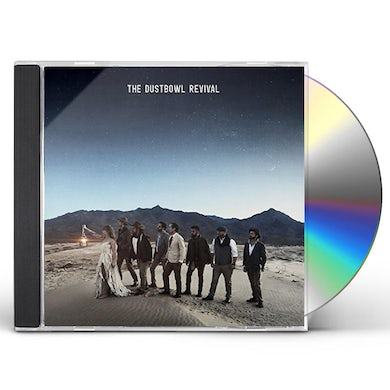 DUSTBOWL REVIVAL CD