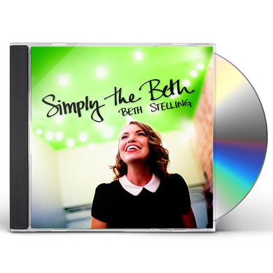 Beth Stelling SIMPLY THE BETH CD