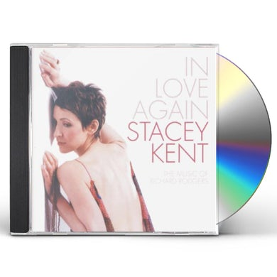 Stacey Kent IN LOVE AGAIN CD