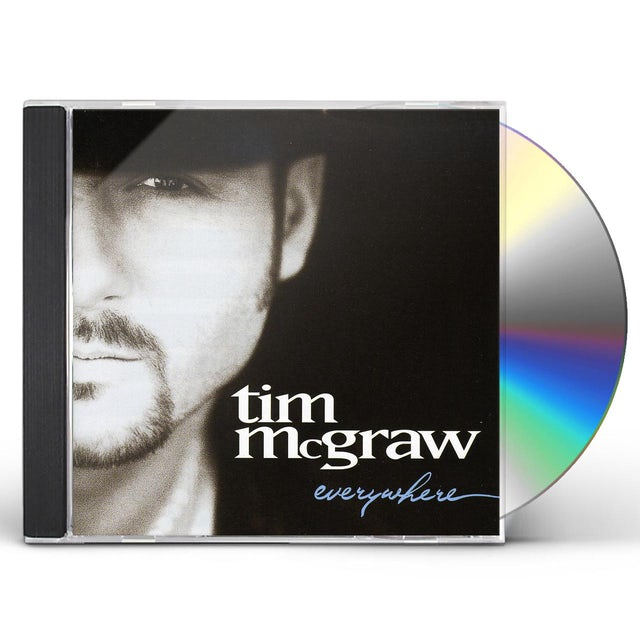 Tim McGraw EVERYWHERE CD