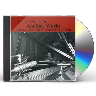 Andy LaVerne ANOTHER WORLD CD