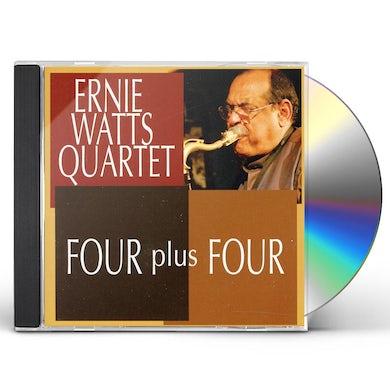 Ernie Watts FOUR PLUS FOUR CD