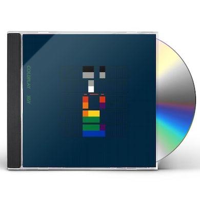 Coldplay X&Y CD